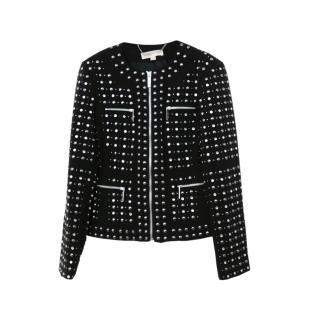 Michael Michael Kors Black Embellished jacket