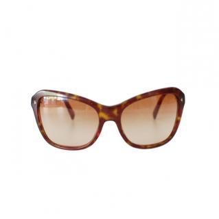 Prada Classic Tortoiseshell Sunglasses