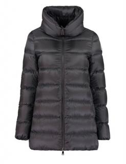 Moncler Funnel Neck Down Quilted Jacket