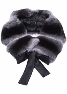 FurbySD Chinchilla Fur Collar/Stole