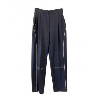 Stella McCartney tapered Tuxedo Pants