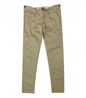 Burberry Brit Taupe Cotton Chinos