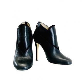 Nicholas Kirkwood Heeled Leather Ankle Boots