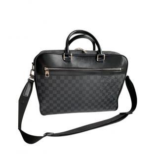 Louis Vuitton Damier Graphite Icare Bag