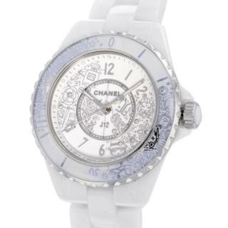 Chanel J12.20 White Ceramic Limited Edition Watch