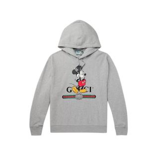 Gucci x Disney Mickey Mouse Grey Hoodie