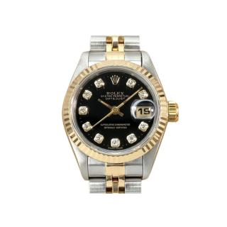 Rolex Oyster Perpetual 26mm Datejust Wristwatch