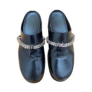 1017 Alyx 9SM Black Chain Trim Loafers