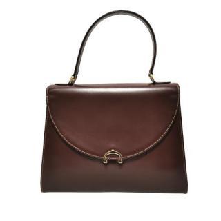 Cartier Must de Cartier Leather Handbag