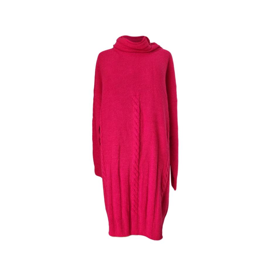Weekend Max Mara Wool Blend Jumper Dress