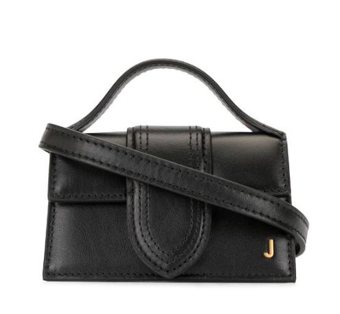 Jacquemus Black Le Bambino Mini Bag