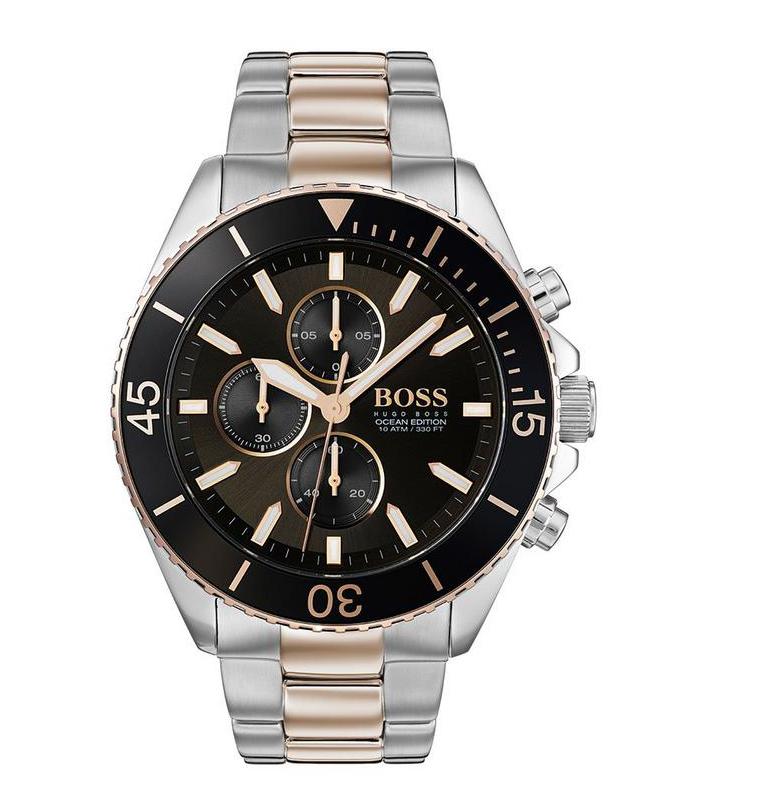 Boss Hugo Boss Men's 48mm Staineless Steel Watch