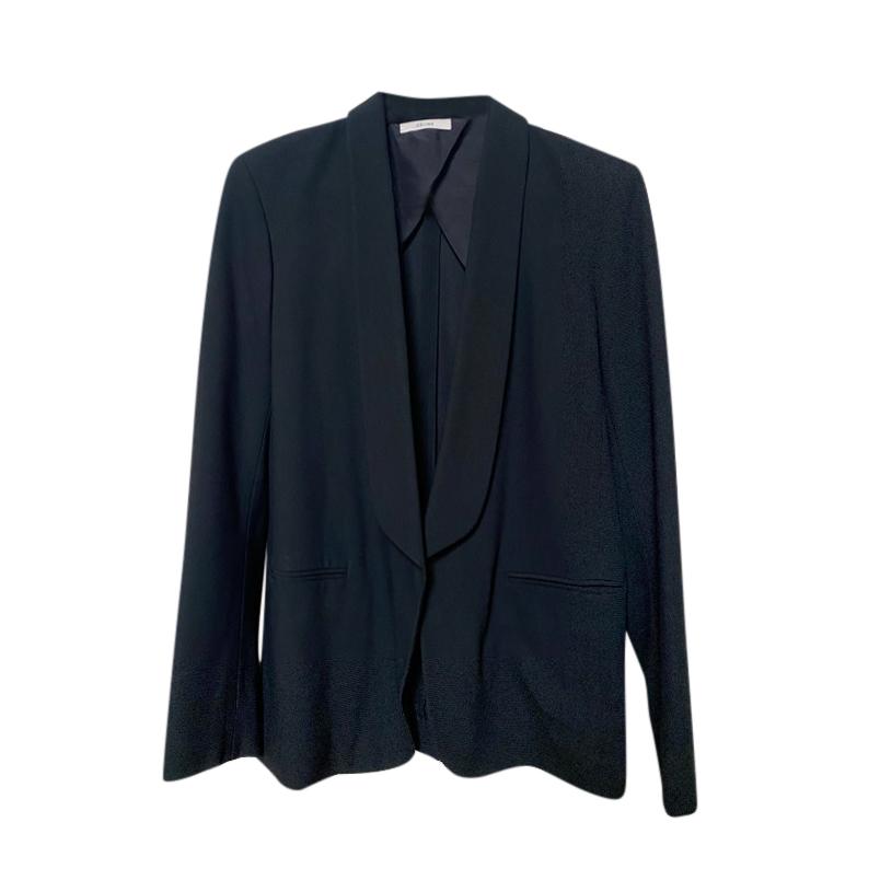 Celine by Phoebe Philo Black Tailored Jacket