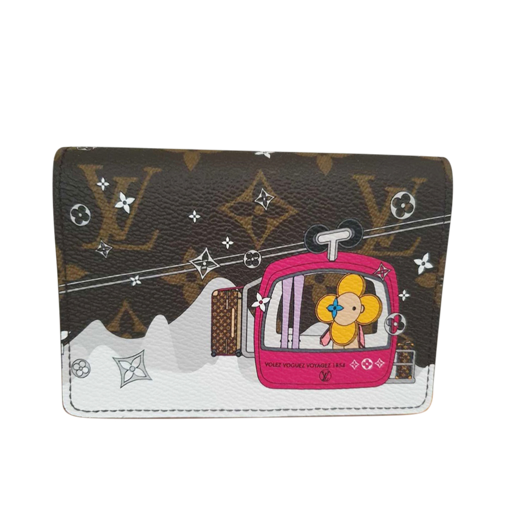 Louis Vuitton Xmas Vivienne Victorine Wallet