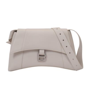 Balenciaga Hourglass Soft Small Shoulder Bag