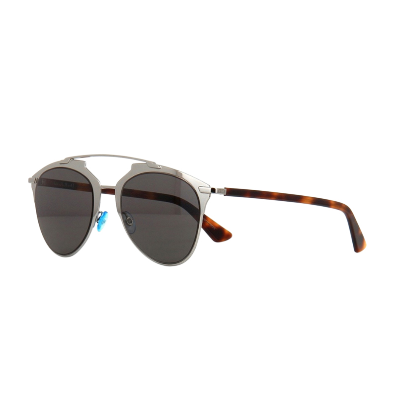 Dior Silver/Tortoiseshell DiorReflected Sunglasses