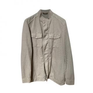 Loro Piana Linen & Cotton Men's Lightweight Jacket