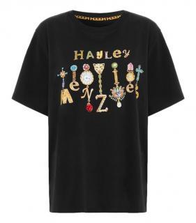 Hayley Menzies Black Forever Portobello T-Shirt