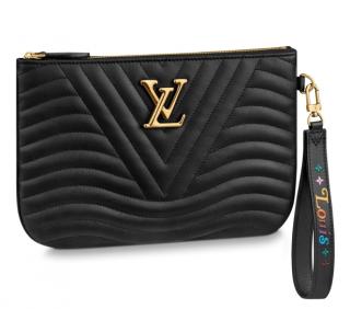 Louis Vuitton Louis Vuitton New Wave Zipped Pochette