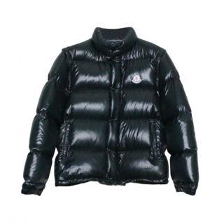 Moncler Grenoble Vintage Down Black Jacket