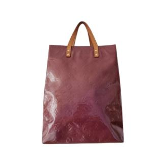 Louis Vuitton Monogram Vernis Reade MM Tote bag