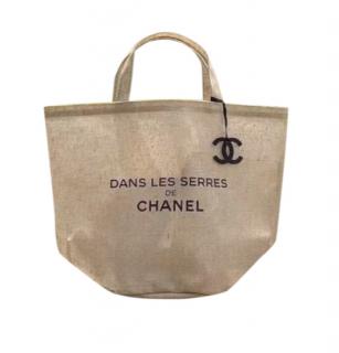 Chanel VIP Gift Dans Les Serres Tote Bag