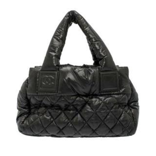 Chanel Coco Cocoon Leather Handbag