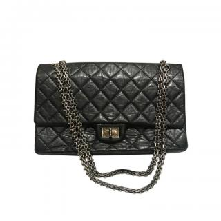 Chanel Black 2.55 Reissue Flap Bag