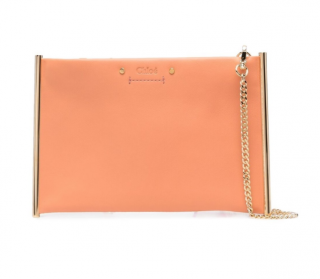 Chloe Canyon Sunset Leather Mini Bag