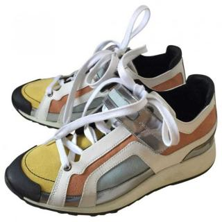 Pierre Hardy Multicoloured Low Sneakers