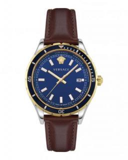 Versace Hellenyium 42mm Men's Wristwatch
