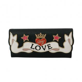 Dolce & Gabbana LOVE Bi-Fold Wallet