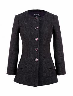 Chanel Jewel Buttons Fantasy Tweed Jacket