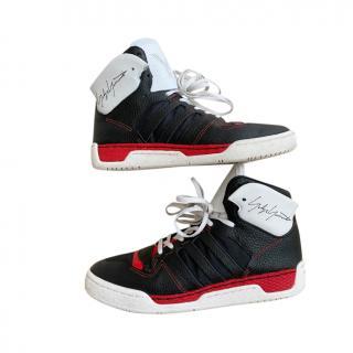 Adidas x Y-3 Yohji Yamamoto Heyworth High Top Sneakers