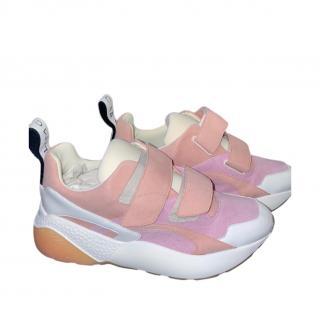 Stella McCartney Pink Chunky Sneakers