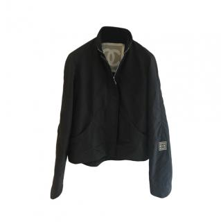 Chanel Identification Black Sport Jacket
