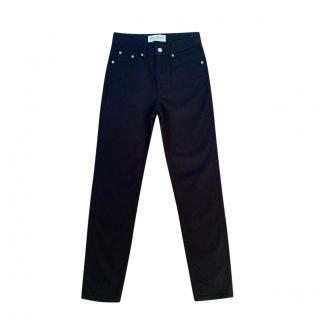 Etre Cecile Black High Rise Stretch Jeans