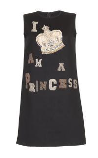 Dolce & Gabbana Embellished Shift Dress