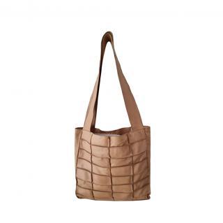 Chanel Lambskin Patchwork Vintage Tote Bag