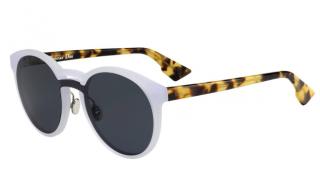 Dior White/Tortoiseshell DiorOnde1 Sunglasses