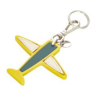 Prada Airplane Key Chain