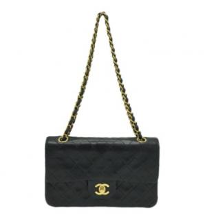 Chanel Classic Lambskin Double Flap Bag