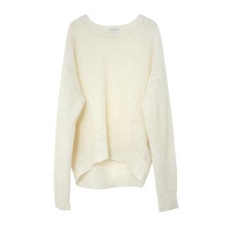 Acne Studios Bernike Open Knit Sweater