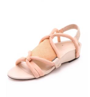 3.1 Phillip Lim Pink Marquise Sandals
