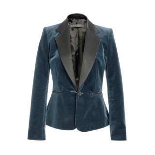 Elie Saab Tailored Velvet Jacket