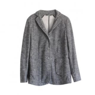 Max Mara Wool Grey Blazer