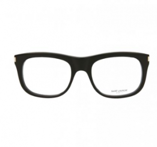 Saint Laurent Black Square-Frame Optical Glasses