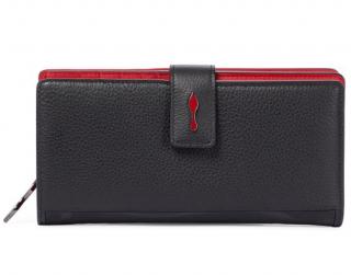 Christian Louboutin Panetonne Large Leather Wallet