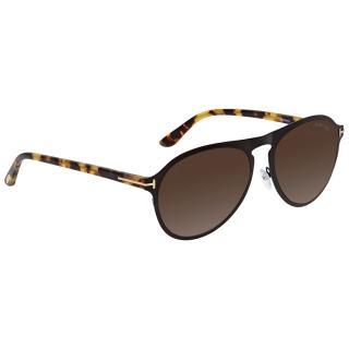 Tom Ford Black/Tortoiseshell Bradburry Sunglasses