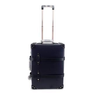 Globe-Trotter Centenary Carry-On Vulcanised Fibreboard 55cm Suitcase